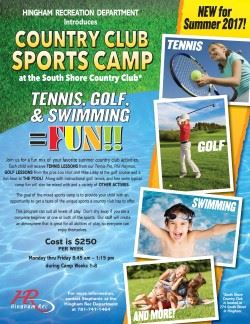 Country Club Sports Camp